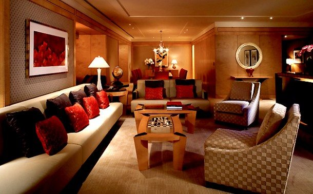 most expensive hotel room | Presidential Suite at the Ritz Carlton Tokyo