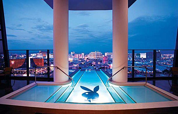 Palms Casino Resort's Hugh Hefner Sky Villa, Las Vegas