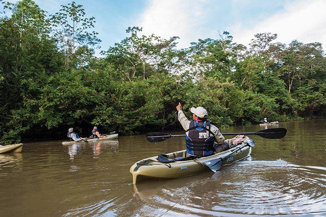 kayaking - Mexico city