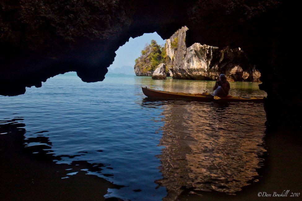 sea kayaks thailand