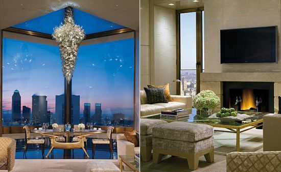 world's most expensive hotels rooms | four seasons new york